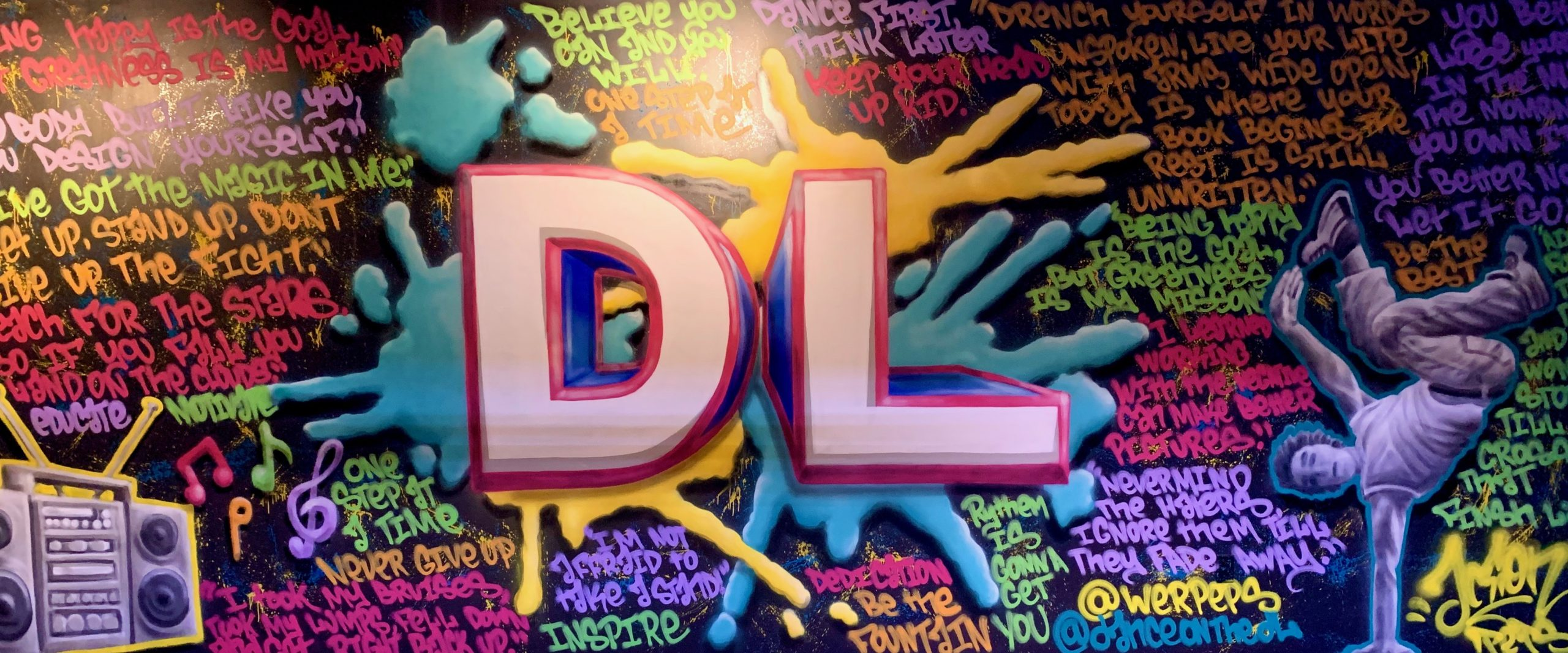 DL Studio is a Hip Hop & Breakdancing company located in the heart of Darien, CT.